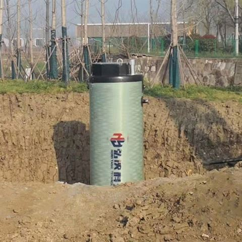 厂家热销四川一体化泵站玻璃钢原料