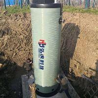 上海一體化玻璃鋼預制泵站造價