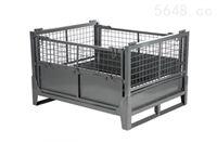 厂家直销租赁各种钢制折叠周转箱仓储笼等