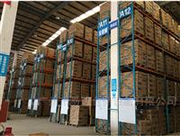 易達廣州倉儲設備熱銷貫通式 通廊式貨架