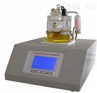 石油产品自动微量水分仪
