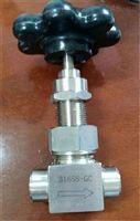 316SS-GC高温高压截止阀