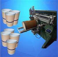 紙桶絲印機鐵箍紙板桶滾印機包裝桶印刷機