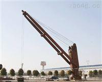 小型起重機SWL型25t~60t甲板吊車