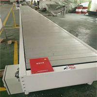鏈板輸送機耐高溫板鏈輸送線