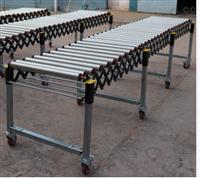 優耐德科技供應無動力伸縮式滾筒輸送機