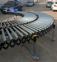 定制動力伸縮式滾筒輸送機來專業廠家